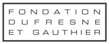 Fondation Dufresne et Gauthier